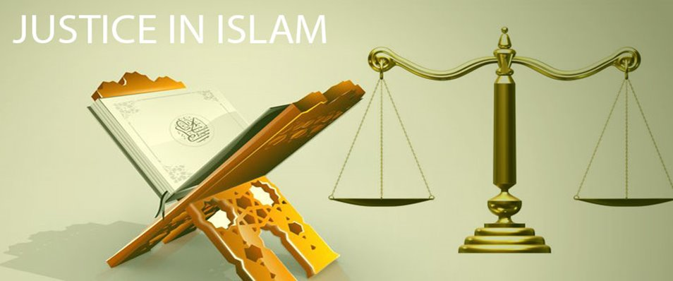 What is the importance given to justice by Islam?